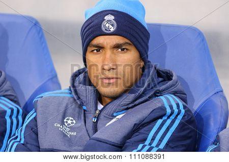 Danilo Of Real Madrid