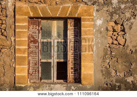 Window In Essaouira, Morroco