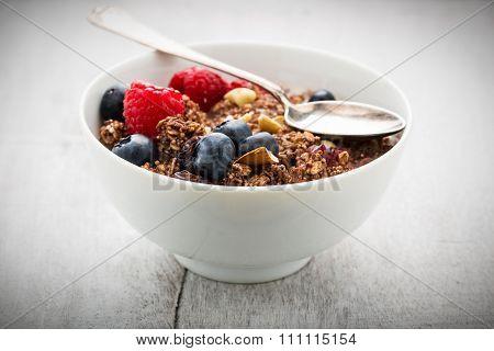 Cereals With Berries