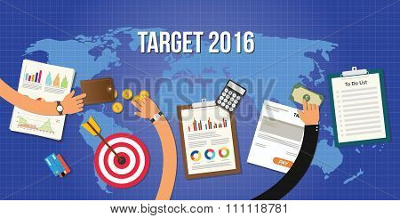 goals for new year 2016 target and achievement