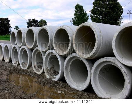 Concrete Pipe   40191