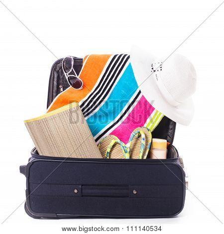 Summer vocation bag
