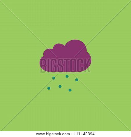 Cloud with hail