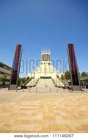Roman Catholic Cathedral, Liverpool.