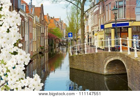 old town, Delft, Netherlands
