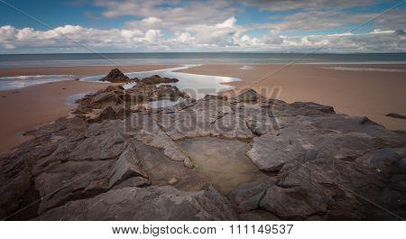 Broughton Bay rockpool