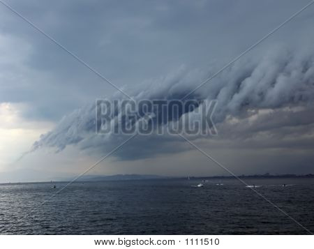 Heavy Storm Cloud