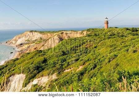 Gay Head In Martha's Vineyard