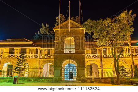 Supreme Court Of Northern Cyprus In Nicosia