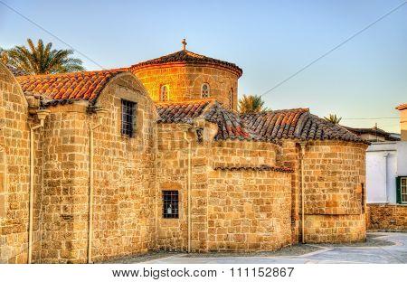 Panagia Chrysaliniotissa Orthodox Church In Nicosia - Cyprus