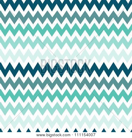 Vector chevrons seamless pattern background retro vintage design. EPS