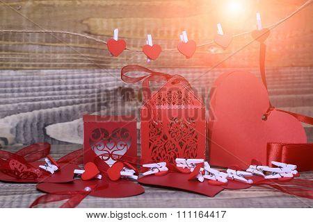 Valentine Paper Decorations