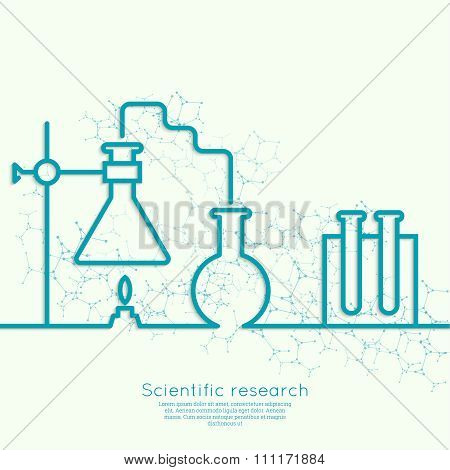 The concept of chemical science research