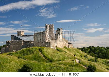Ruins Of Rakvere Castle, Estonia