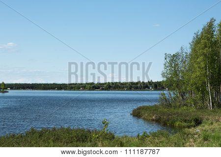 Denali and Lake
