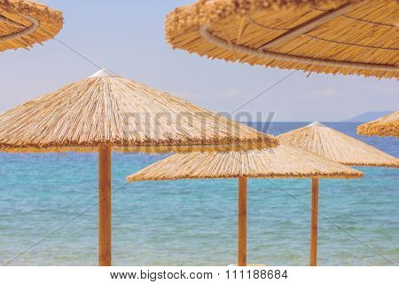 Summer Travel Destination Beach