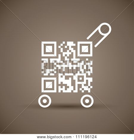 picture of cart qr