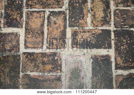 Bedrock texture background