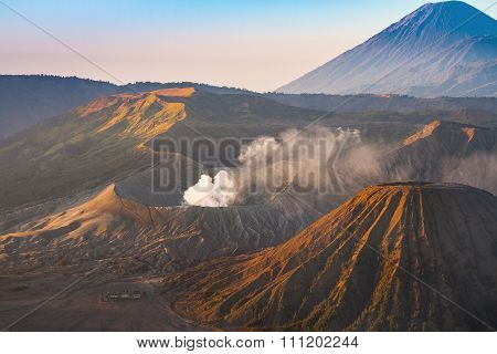 Bromo Tengger Semeru  East Java, Indonesia.