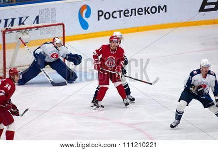 A. Makeev (91) In Action