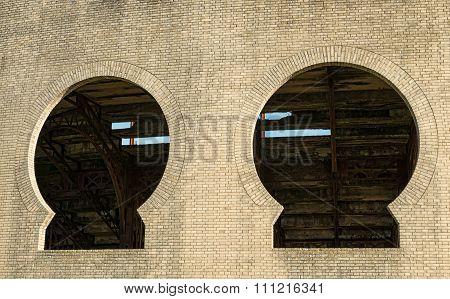 Horseshoe Arch