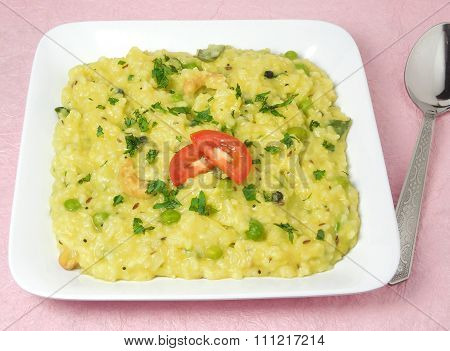 Indian Food Pongal