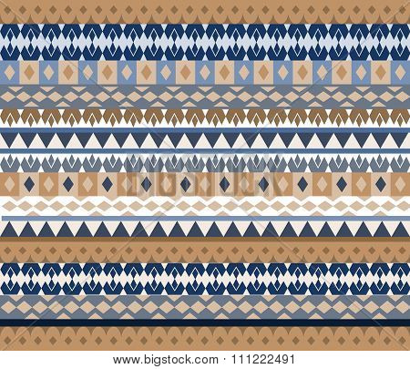 Geometric shapes abstract background pattern