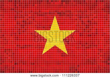 Flag Of Vietnam.eps