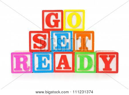 Ready Set Go!
