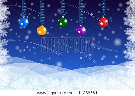 Illustration Christmas theme