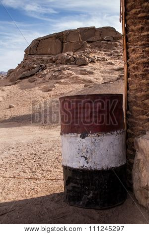 National Coulors Barrel, Egypt