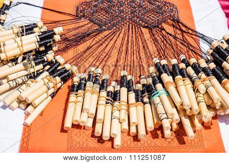 Traditional Bobbin Lace