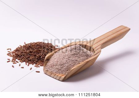 Red Falasco Ermes Rice Flour