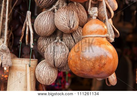 Calabash And Other Seeds