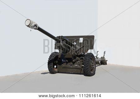 76Mm Artillery Gun