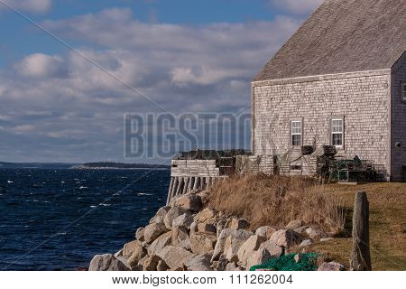 Impressions/scenery of the beautiful Nova Scotia atlantic coast