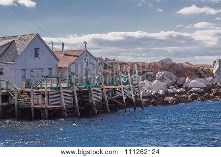 Impressions/scenery of the beautiful Nova Scotia atlantic coast
