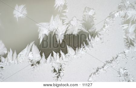 Frost On Window 3
