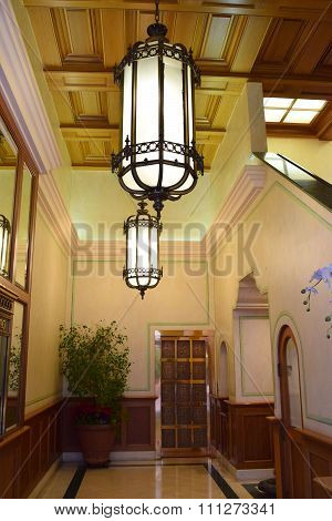 Art Deco Style Building