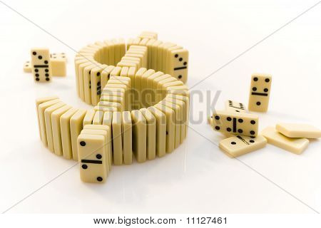 Domino bricks