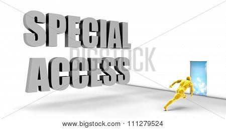 Special Access as a Fast Track Direct Express Path