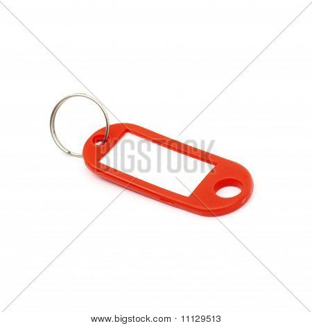 close up of a key fob