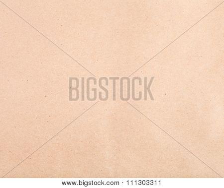 Brown Crumpled Kraft Paper