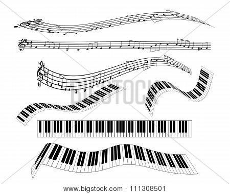 Different Keyboard For Piano