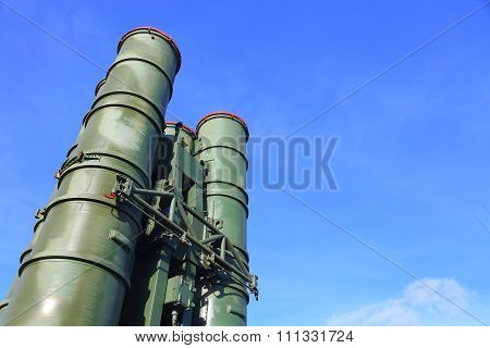Russian missile systems S-300