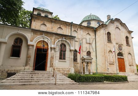 St. Nicholas The Miracle Maker Church, Varna