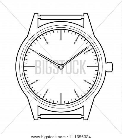 Elegant Wrist Watch
