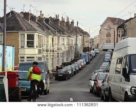 neighborhood in Bristol
