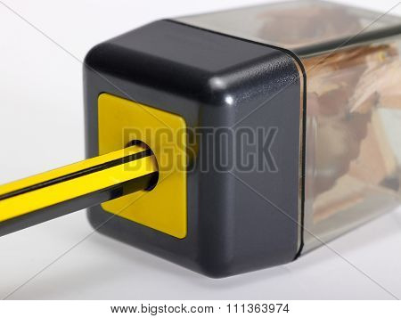Pencil Sharpener With Box