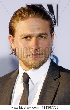 Charlie Hunnam at the FX's Season 6 Premiere Screening of